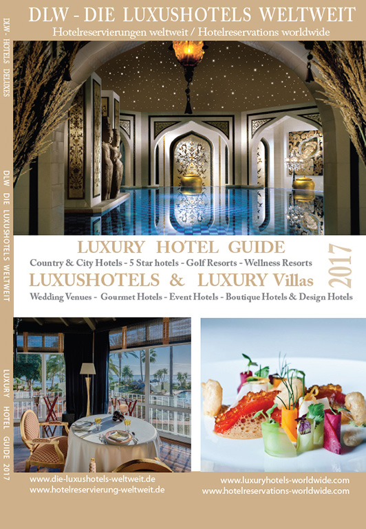 Luxury Hotels catalgoue 2017